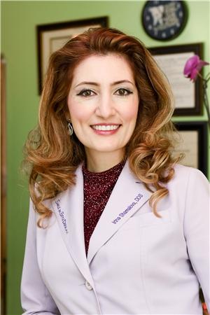 Irina Shamalova, DDS